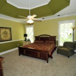 Master bedroom at 538 Blackstrap Retreat