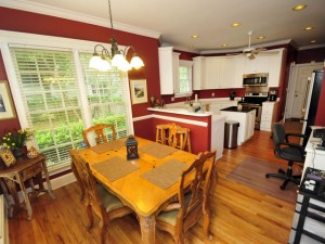 Kitchen at 538 Blackstrap, Mt. Pleasant, SC