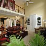 Family & dining room at 538 Blackstrap Retreat