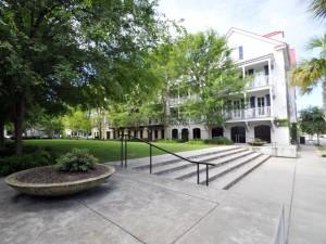 Scenic Views in Morris Square, Charleston, SC
