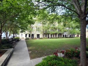View of Simonton Park, Charleston, SC