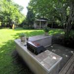 1105 Short River Court backyard