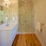 Bathroom at 301 N. Shelmore