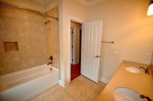 Bathroom at 609 Cloudbreak Court