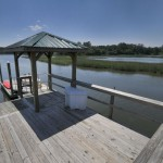 Waterfront living on Wadmalaw Island, SC