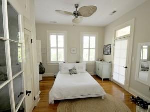 Master bedroom at 24 Charlotte Street