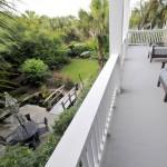 Porch at 104 Palm Boulevard, Isle of Palms, SC