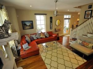 12 Brewster Court living room