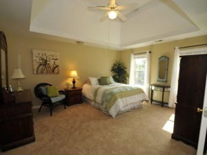Master bedroom at 1325 Wynbrook Trace