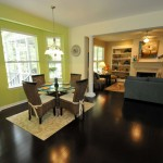 Dining room & family room at 1325 Wynbrook Trace