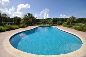 Pool at 3741 Tideland Drive, Johns Island, SC