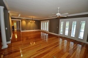 3741 Tideland Drive's great room
