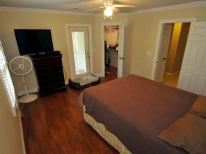 Master bedroom at 2015 Harrietta Court, Mt. Pleasant, SC