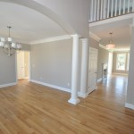 Formal dining room & foyer at 2495 Worthington Drive