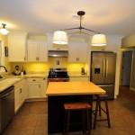Kitchen at 880 Quail Drive