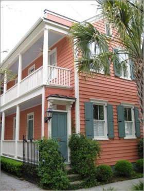 Charleston Single Home