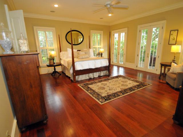 Master bedroom at 1437 Burningtree