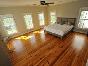 Master bedroom at 9 William Street