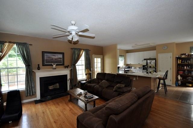 Living room at 422 Baycreek Drive, Charleston, SC