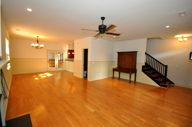 First floor at 1750 Hickory Knoll