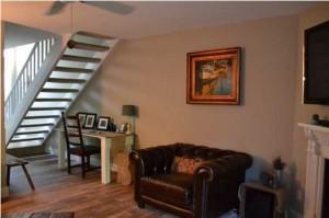 Living room at 2089 Emerald Terrace