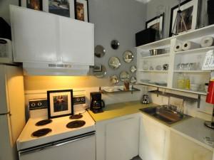 Kitchen at 15 Pitt Street