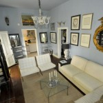 15 Pitt Street living room
