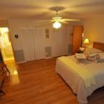 Master bedroom at 2455 Gibbs Road