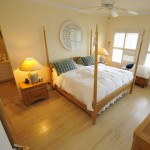 Master bedroom at 2502 Watercrest Drive
