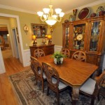 Dining room at 3885 Sweet Briar Court, Johns Island, SC 29455