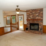 Living room at 2206 Shawn Drive