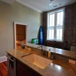 Living quarters at 85 Cumberland