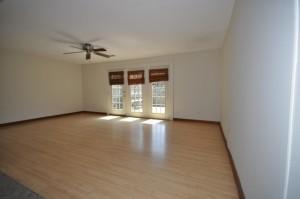 Living room at 243 Heritage Circle