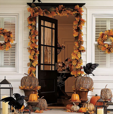 Charleston Halloween Home