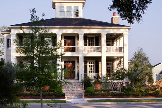 Charleston Home Curb Appeal