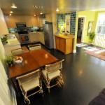 Kitchen at 318 King Street