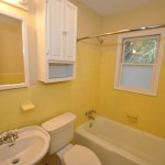 Bathroom at 841 Armsway