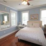 Master bedroom at 15 Francis Street