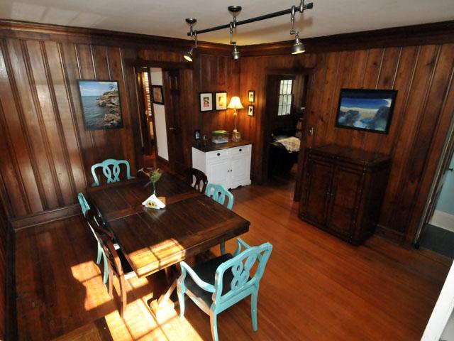 Dining room at 2 Talon Court