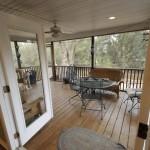 3614 Conch Way screen porch