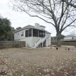 Backyard at 3614 Conch Way