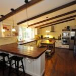 Kitchen at 401 Patjens Lane