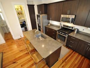 16 Carolina Street kitchen
