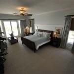 Master bedroom at 106 Ocean Boulevard