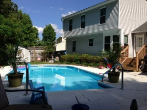 Pool at 8418 Gracefield Court