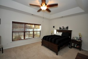 Master bedroom at 2057 Terrabrook