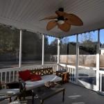 Screen porch at 2057 Terrabrook