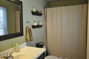 Bathroom at 8418 gracefield Court