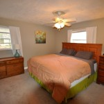 Master bedroom at 1507 Camp Road
