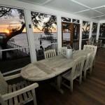 95 Riverland screen porch